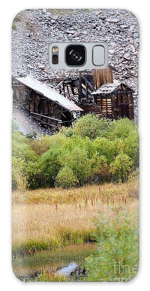 Colorado Silver Mine  Galaxy Case