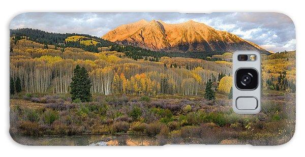 Colorado Sunrise Galaxy Case