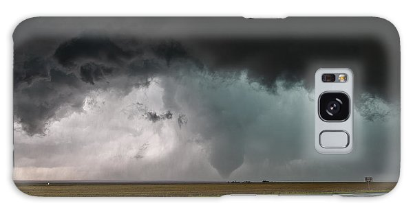 Colorado Tornado Galaxy Case by James Menzies