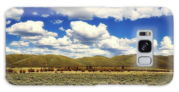 Colorado Vista Galaxy Case by L O C