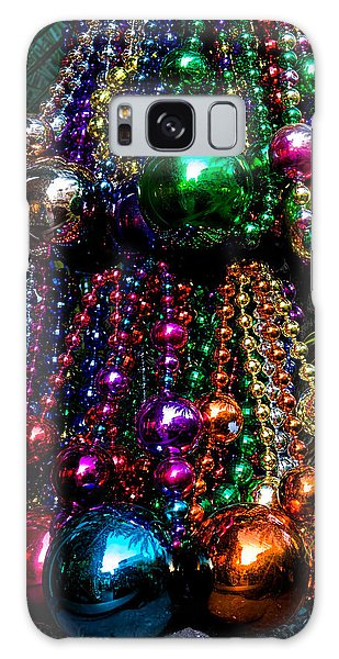 Colorful Baubles Galaxy Case