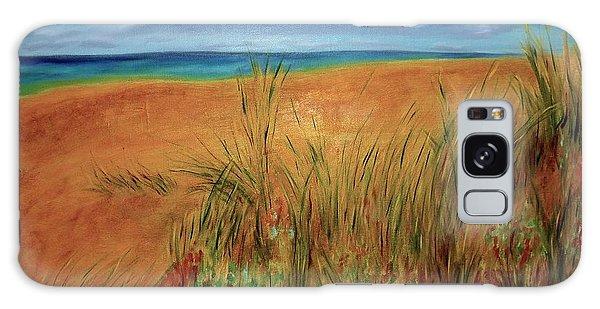 Colorful Beach Galaxy Case