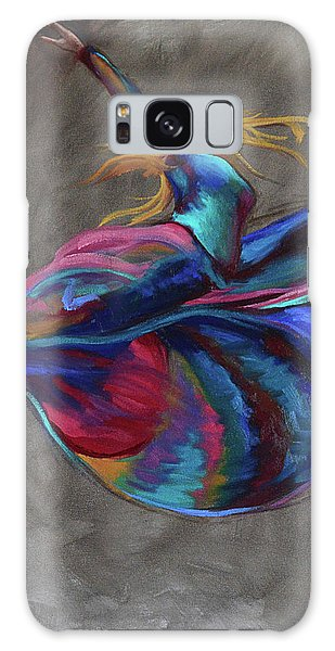 Colorful Dancer Galaxy Case