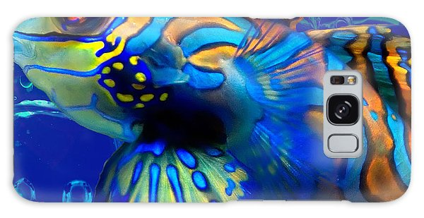 Colorful Fish Galaxy Case