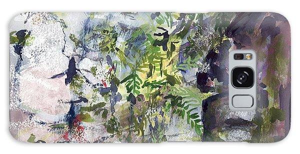 Colorful Foliage Galaxy Case