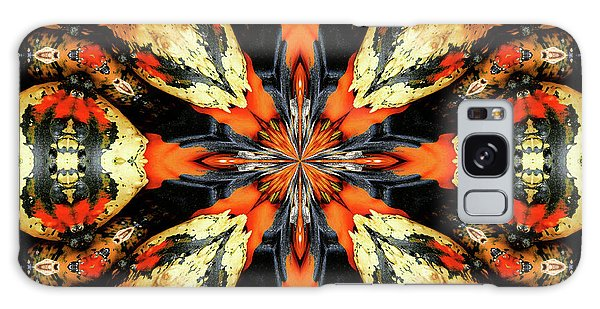 Colorful Gourds Abstract Galaxy Case