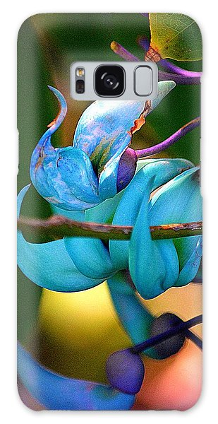 Colorful Jade Blossom Galaxy Case