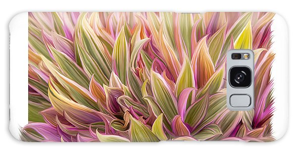 Color Of Leaves Galaxy Case