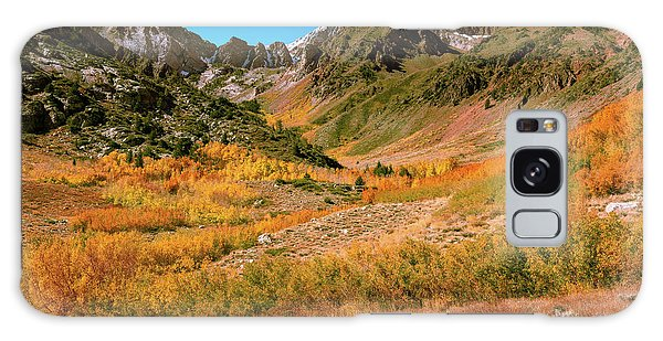 Colorful Mcgee Creek Valley Galaxy Case