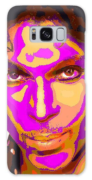 Colorful Prince - Purple Galaxy Case