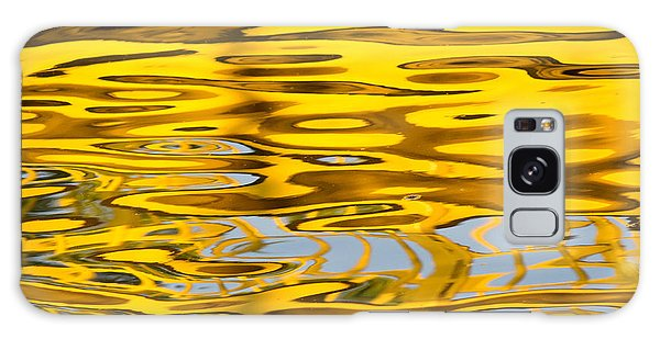 Colorful Reflection In The Water Galaxy Case by Odon Czintos