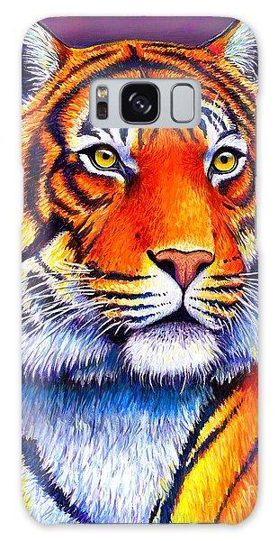Colorful Tiger Galaxy Case