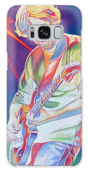 Colorful Trey Anastasio Galaxy Case