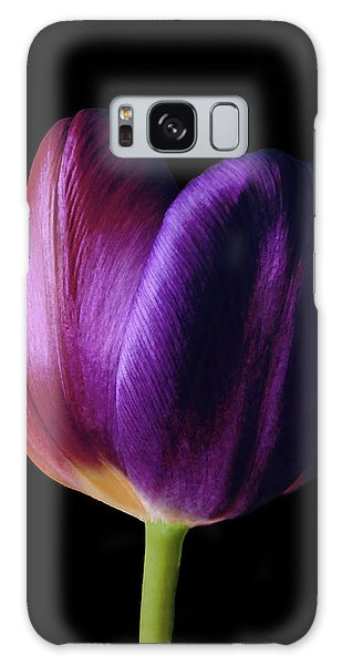 Colorful Tulip Macro Galaxy Case