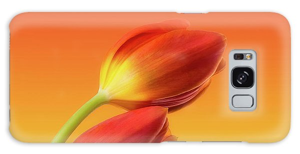 Tulip Galaxy S8 Case - Colorful Tulips by Wim Lanclus