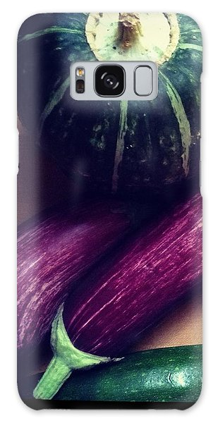Colorful Vegetables Galaxy Case