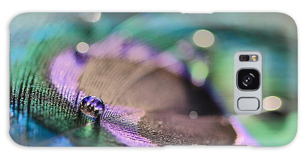 Colorful Water Droplet Galaxy Case