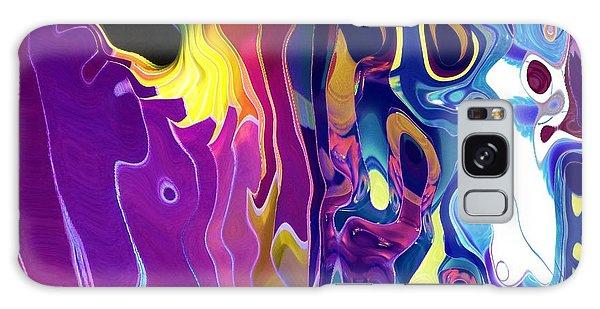 Colorinsky Galaxy Case by Alika Kumar