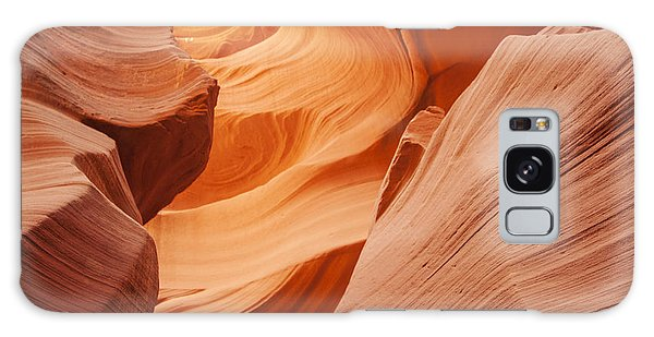 Colors Abound In The Canyon Galaxy Case by Ruth Jolly
