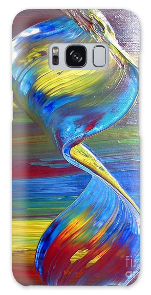 Colors By Nico Bielow Galaxy Case by Nico Bielow
