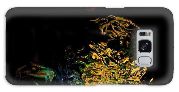 Colors Galaxy Case