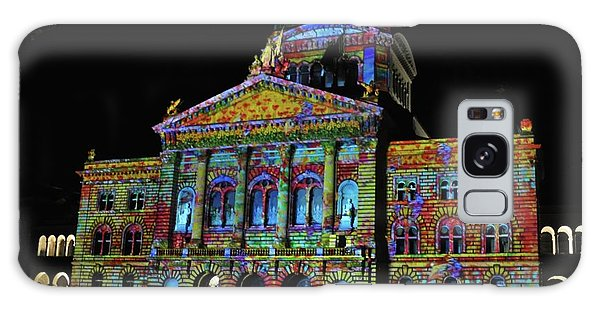 Colors Of Bern Galaxy Case