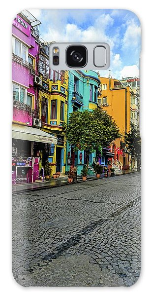 Colors Of Istanbul Galaxy Case