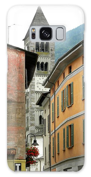 Colors Of Italy Galaxy Case by Teresa Tilley
