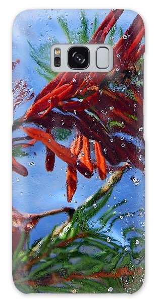 Colors Of Nature Galaxy Case by Sami Tiainen
