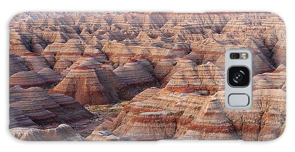 Colors Of The Badlands Galaxy Case by Monte Stevens