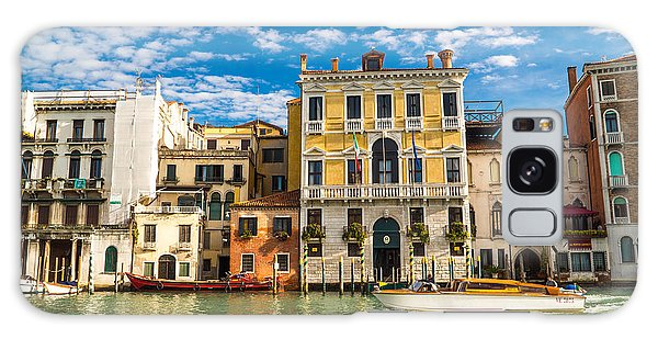 Colors Of Venice - Italy Galaxy Case