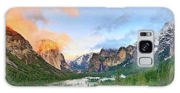 Colors Of Yosemite Galaxy Case