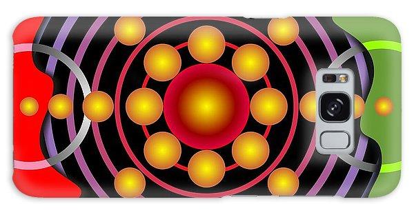 Colorscape 1-8 Galaxy Case
