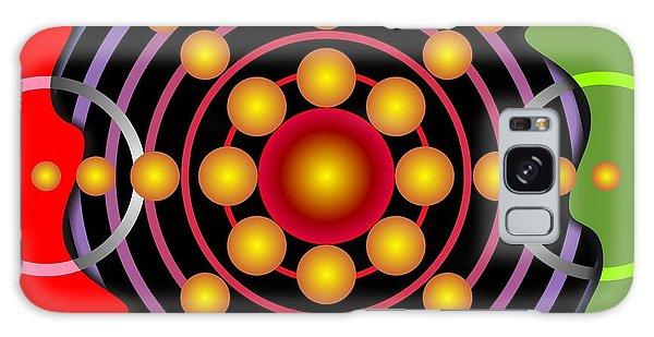 Colorscape 3-1 Galaxy Case