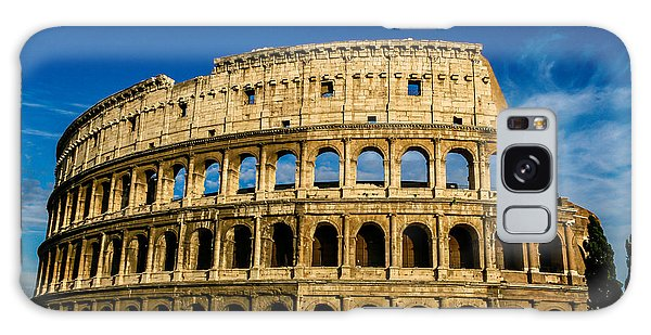Colosseo Roma Galaxy Case