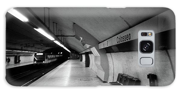 Colosseo Station Galaxy Case