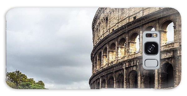 Colosseum Closeup Galaxy Case
