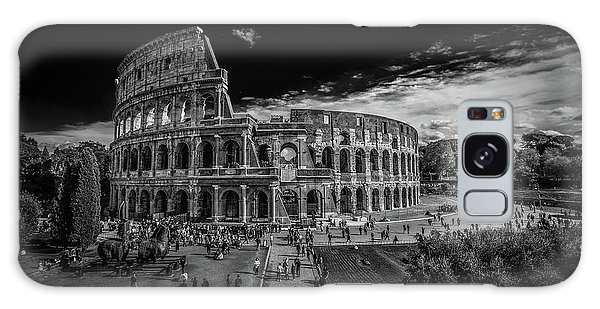 Galaxy Case featuring the photograph Colosseum by James Billings