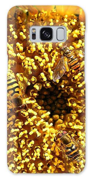 Colour Of Honey Galaxy Case