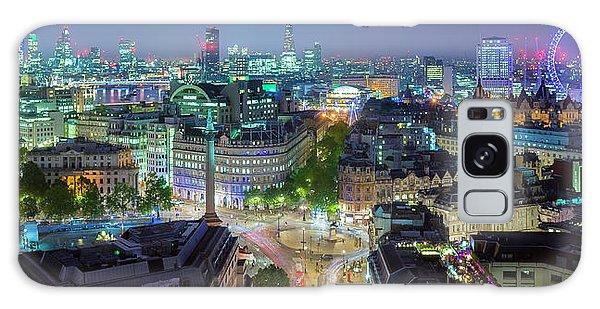 Colourful London Galaxy Case