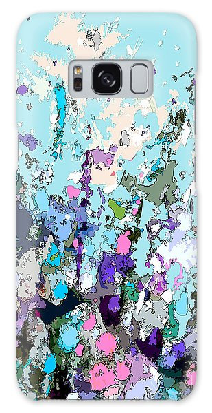 Colourful Meadow IIi Galaxy Case