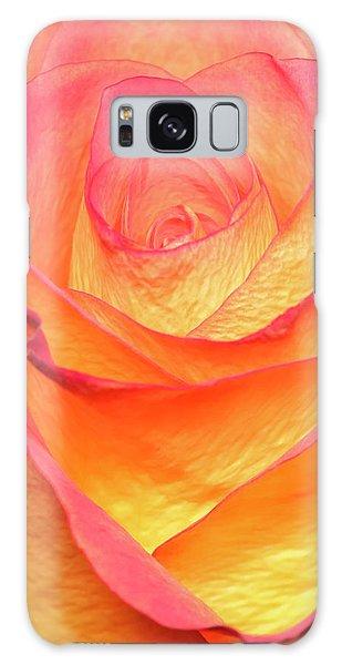 Colourful Rosie Galaxy Case by Roy McPeak