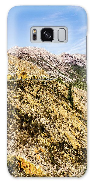 Beautiful Galaxy Case - Colourful Stony Highlands by Jorgo Photography - Wall Art Gallery