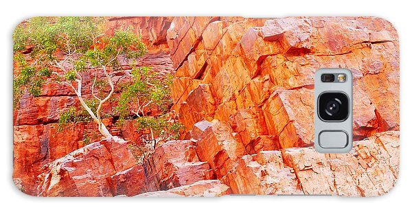Colours Of Ormiston Gorge, Northern Territory Galaxy Case