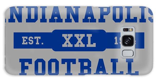 Indianapolis Galaxy Case - Colts Retro Shirt by Joe Hamilton