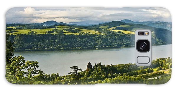 Columbia Gorge Scenic Area Galaxy Case by Albert Seger