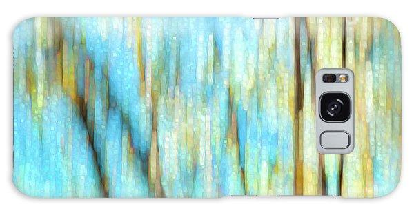 Columbia River Abstract Galaxy Case by Theresa Tahara