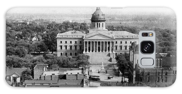 Columbia South Carolina - State Capitol Building - C 1905 Galaxy Case by International  Images