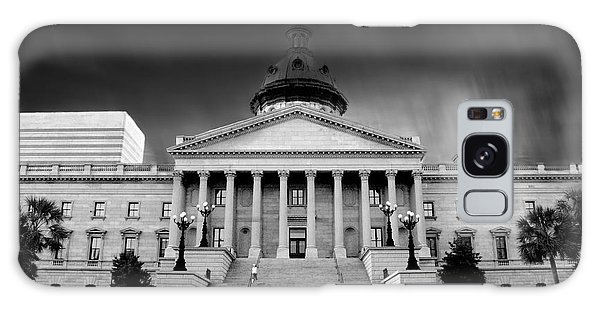 Columbia South Carolina State House Galaxy Case