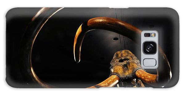 Galaxy Case featuring the photograph Columbian Mammoth La Brea Tar Pits by Kyle Hanson